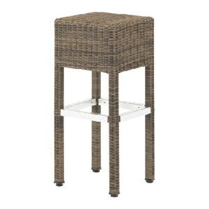 ガーデンチェア 人工ラタン タリナ ハイスツール ハイチェアー 完成品 屋外 室内 モダン ガーデン ファニチャー インテリア イス チェア チェアー 椅子