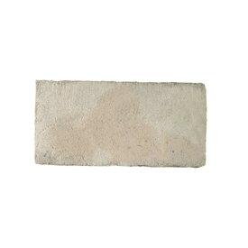 敷石 ステップストーン 飛石 踏み石 屋外床 コンクリート2次製品 イギリス フランス ストーンフレア ジロンデ 平板 W600×D300×H40 ライムストーン色 1枚単位 diy