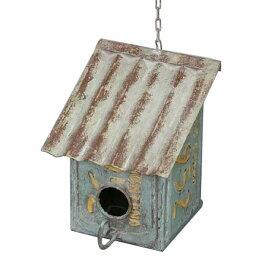 バードハウス 鳥小屋 81705 ガーデニング雑貨 巣箱 バード鳥 野鳥 バードウォッチング 庭 かわいい