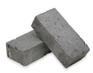 レンガ ブロック 壁面・床面装飾レンガ材古レンガ黒(MI2-OB-X) 外壁 外構工事