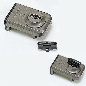 防犯窓ロック防犯グッズ窓のカギ鍵ウインドロックカギ付き上枠・下枠兼用サッシ用補助錠
