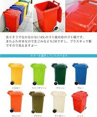 ■ダストボックス/分別ゴミ箱/フタ付き/45L/キッチン/カラフル/デザイン/ダルトン/Trashcan/送料無料