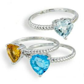 プラチナ900 pt900 ハートリング 誕生石 ツイスト 指輪 レディース ジュエリー アクセサリー プレゼント ギフト