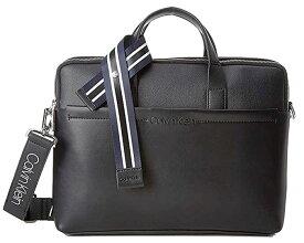 a11e51184afc Calvin Klein ≪カルバンクライン≫ ブリーフケース K50K504387 ブラック 黒 合皮(ポリウレタン)