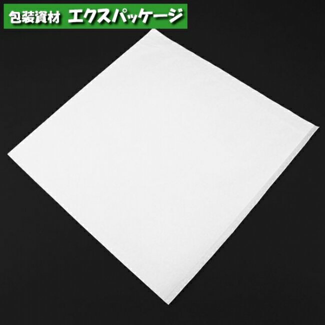 【オリジナル】EP バーガー袋 18号 180×180mm 白無地 100入