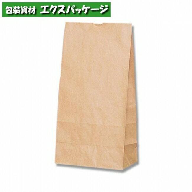 【シモジマ】角底袋 未晒無地 No.12 100入 #004011200