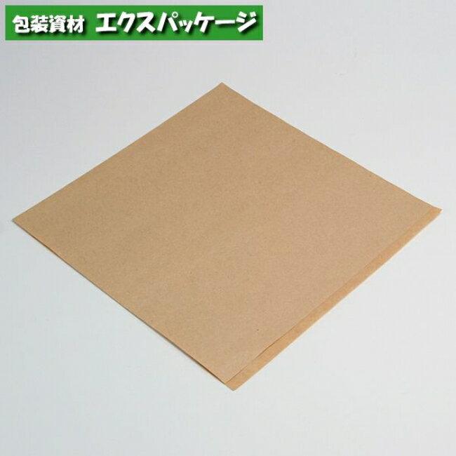 【シモジマ】バーガー袋 M 未晒無地 500入 #004738253