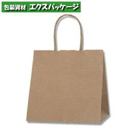 25チャームバッグ 24-17 未晒無地 クラフト 200枚入 #003272301 ケース販売 取り寄せ品 シモジマ