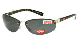 EDWIN エドウィン 偏光サングラス EDF-060-1 紫外線カット UVカット 偏光レンズ 釣り ドライブ ゴルフ【コンビニ受取対応商品】