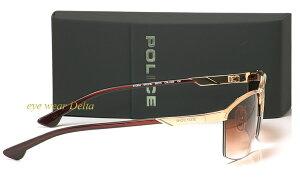 POLICEポリスサングラスサングラス2019年最新モデルSPL916Jミラーレンズチタンブローナイロール安心の正規代理店品【送料無料】UVカット紫外線カットメンズ人気サングラス【コンビニ受取対応商品】