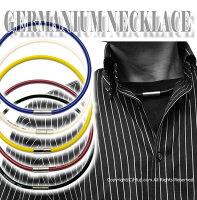 ゲルマニウムネックレス(シリコンタイプ)トップアスリート達にも注目されているスポーツネックレス、お洒落な大人気商品!!ゲ