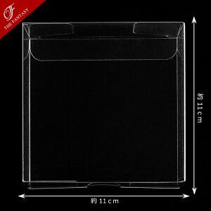 クリアケース クリア透明・ボックス 梱包箱用 折り畳み パッケージ 箱 clifk011