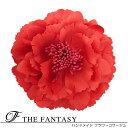 コサージュ 入学式 コサージュ フォーマル 2way ヘッドドレス 牡丹 多色 結婚式 髪飾り fh12032