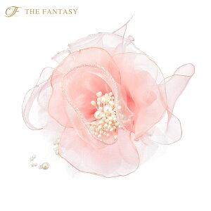 コサージュ 入学式 フォーマル コサージュ 入園式 花 オーガンジー コサージュ 桜の花 結婚式 fh8003opk