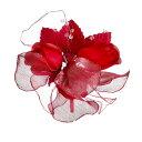コサージュ 入学式 フォーマル コサージュ 入園式 花 オーガンジー コサージュ ばら 結婚式 fh9003wn