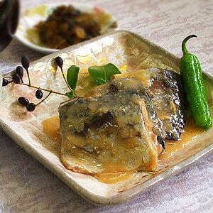 国産さばの味噌煮 煮魚【50g×10枚】冷凍食品 業務用 国産 ヤヨイ食品