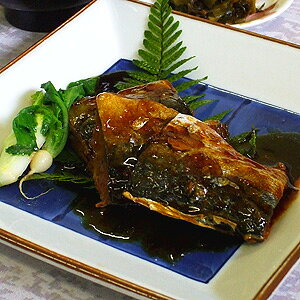 国産さばの生姜煮 煮魚【50g×10枚】冷凍食品 業務用 国産 ヤヨイ食品