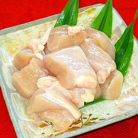 水炊き 日南鶏むね肉ぶつ切り【300g】 業務用 家庭用