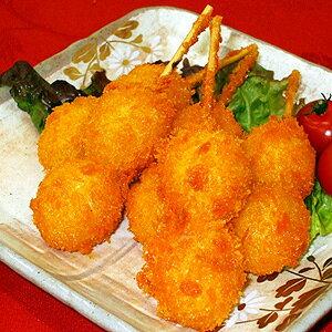 お弁当 うずら卵串フライ(約24g×8本) 冷凍食品 お弁当 弁当 食材 食品 おかず 惣菜 業務用 家庭用 ご飯のお供 国産