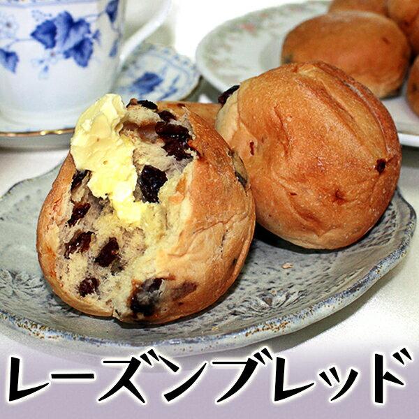 ぶどうパン レーズンブレッド (24g×10個) 業務用 家庭用