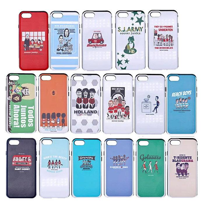 Soccerjunky/サッカージャンキー iPhone8.7ケース その3(デザイン17種)「Soccerjunky/サッカージャンキー iphone8ケース iphone7ケース スライドケース SLIDETOUGHケース」【サッカーグッズ/モバイルケース/フットサル】