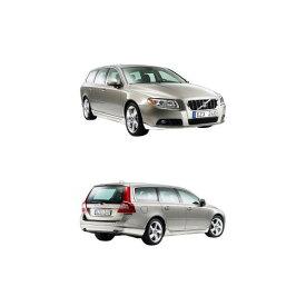ボルボワゴン V70高品質、高透明、断熱カット済みカーフィルム(ウィンコススタンダード) H19.11〜 BB5254W・BB6324W・BB6304TW