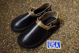 『THE Sandalman』(ザ、サンダルマン)別注Lace Buckle Shoe MADE IN USA (送料無料)  532P17Sep16
