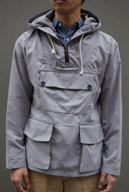『BEAVER』(ビーバー)UNLINED KAGOULEジャケット MADE IN ENGLAND