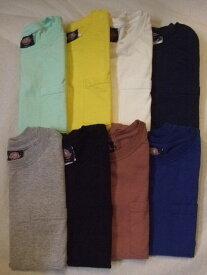 『GOODWEAR』(グッドウェア) SLIMFIT POCKET T SHIRTS(半袖クルーネック スリムフィットポケットTシャツ)MADE IN USA【RCP】