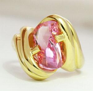 リング天然指輪アクアマリンサンタマリアアフリカーナカラー天然ダイヤモンドプラチナ900希少濃い色レア