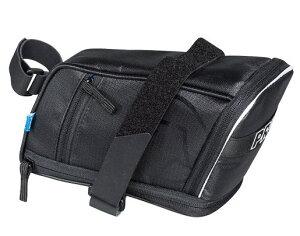 Shimano PRO プロ ストラップ式 サドルバッグ MAXI プラス 1.5〜2L ファスナーでマチが広がる 大容量 バッグ