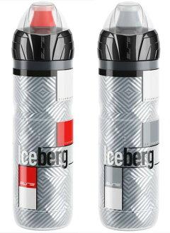 在ELITE冰山擠壓保冷瓶650ml炎熱的夏天!保冷保溫瓶