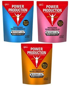对makkusurodohoeipurotein 3.5kg Power Production格力高功率演出公司身体的建设的基础