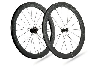 2014 EC90 Aero 55mm clinchers (anteroposterior possibility sold separately)
