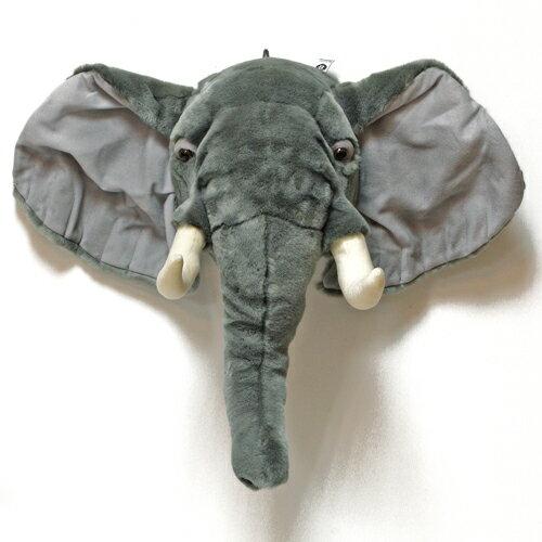 ■ANIMAL HEAD ELEPHANT (アニマル ヘッド エレファント) 【送料無料】 【AS】