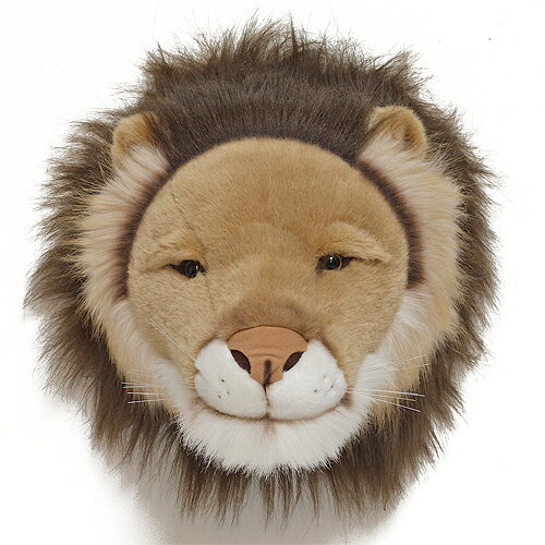 ANIMAL HEAD LION (アニマル ヘッド ライオン) 【送料無料】 【AS】
