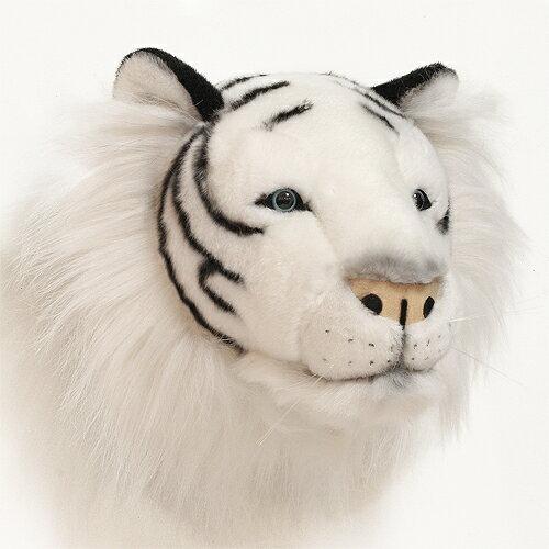 ANIMAL HEAD WHITE TIGER (アニマル ヘッド ホワイトタイガー) 【送料無料】 【AS】