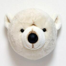 ANIMAL HEAD POLAR BEAR (アニマル ヘッド ポーラベアー) 【送料無料】 【AS】