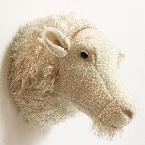 ANIMAL HEAD SHEEP (アニマル ヘッド シープ) 【送料無料】 【AS】