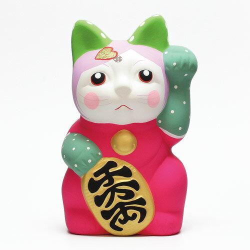 DOTS MANEKI NEKO MINT (ドット 招き猫 ミント) 【AS】