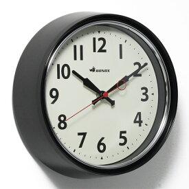 RETRO WALL CLOCK BLACK (レトロ ウォール クロック ブラック) S426-207BK 【ポイント3倍】 【AS】