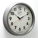 ■ HANFORD WALL CLOCK RAW ALUMINIUM (ハンフォード ウォール クロック ロウ アルミニウム) 【送料無料】 【AS】 【ポイント5倍】