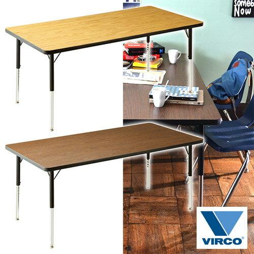 ■ VIRCO 4000 TABLE L (バルコ 4000 テーブル L) 【送料無料】 【ポイント10倍】