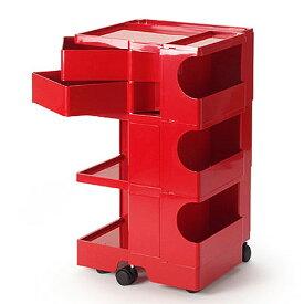 正規輸入品 BOBY WAGON 3×2 RED (ボビーワゴン 3段2トレイ レッド) 【送料無料】 【ポイント10倍】