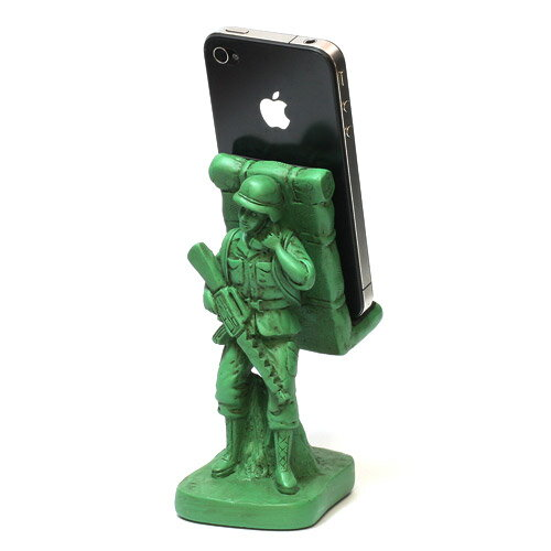 ■ SMART PHONE STAND ARMY (スマート フォン スタンド アーミー) 【AS】