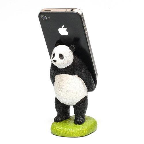 SMART PHONE STAND PANDA (スマート フォン スタンド パンダ) 【AS】
