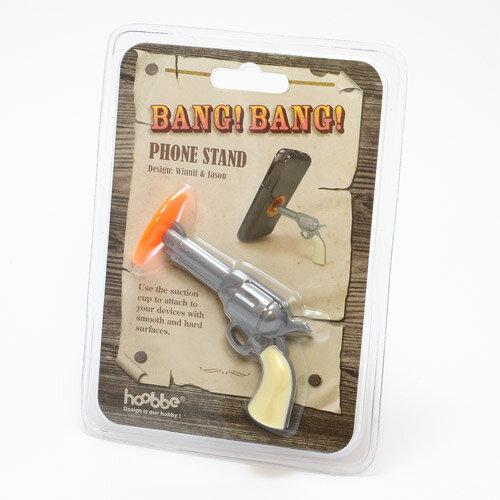BANG! BANG! GUN PHONE STAND (バン! バン! ガン フォン スタンド)
