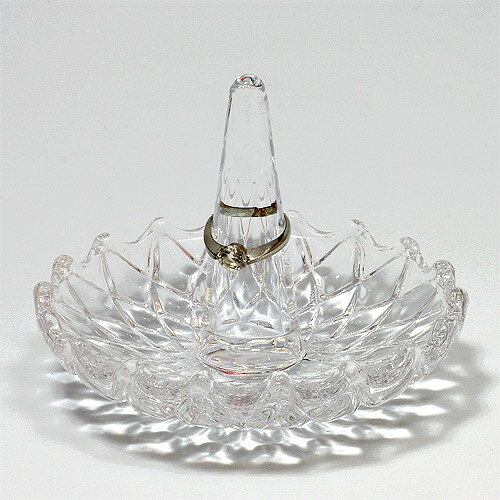 RING & JEWELRY TRAY CLEAR (リング アンド ジュエリー トレー クリアー)