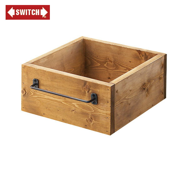 【SWITCH】 INES BOX S (スウィッチ イネス ボックス S)