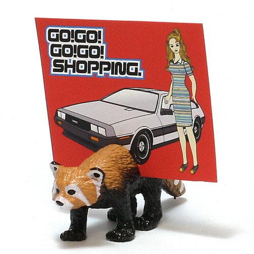 CARD STAND ANIMAG LESSER PANDA (カード スタンド アニマグ レッサーパンダ)